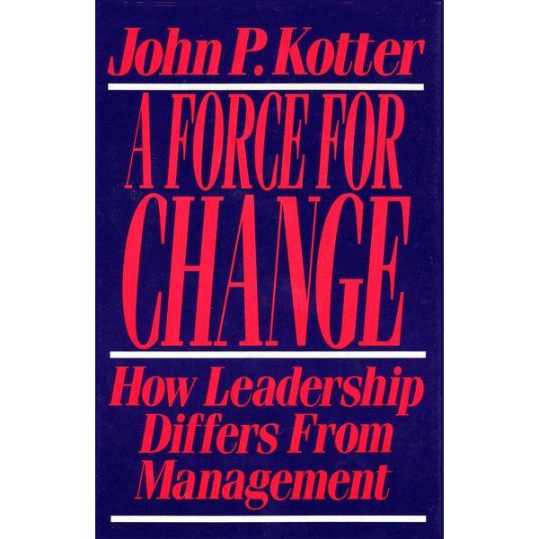 Force For Change - John P. Kotter | Karta-nauczyciela.org
