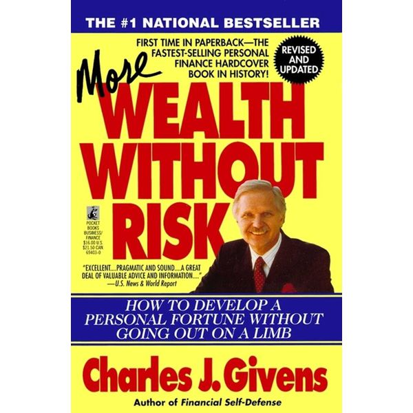 More Wealth Without Risk - Charles J. Givens   Karta-nauczyciela.org
