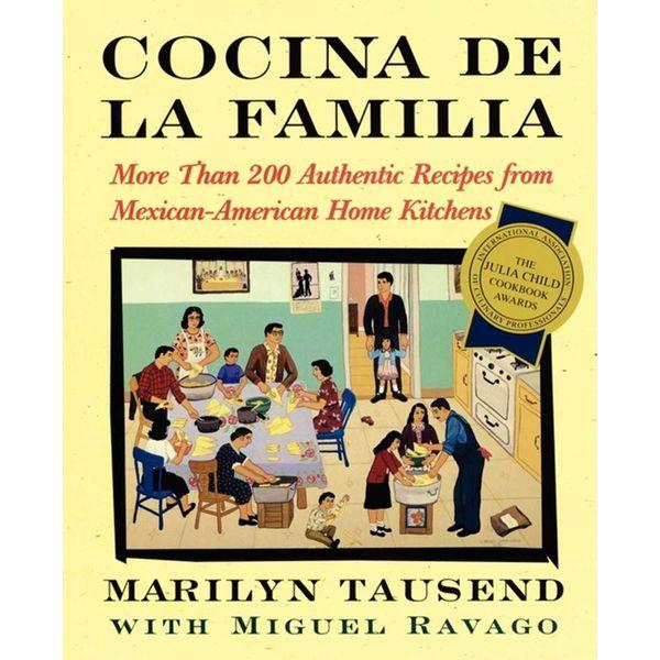 Cocina De La Familia - Marilyn Tausend, Miguel Ravago | Karta-nauczyciela.org