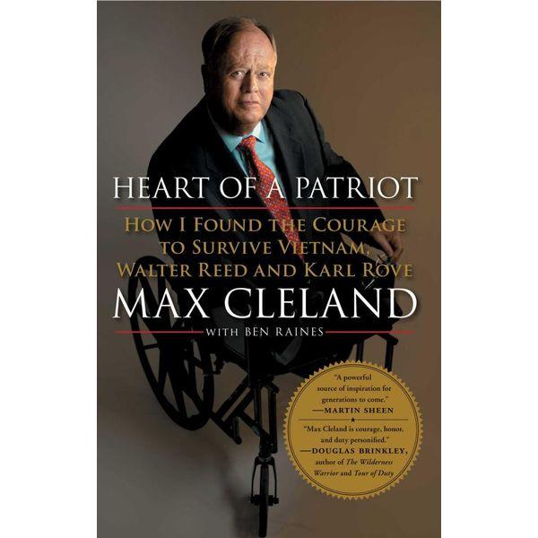 Heart of a Patriot - Max Cleland, Ben Raines | Karta-nauczyciela.org
