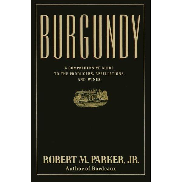 Burgundy - Robert M. Parker | Karta-nauczyciela.org