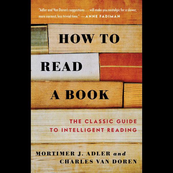 How to Read a Book - Mortimer J. Adler, Charles Van Doren | Karta-nauczyciela.org