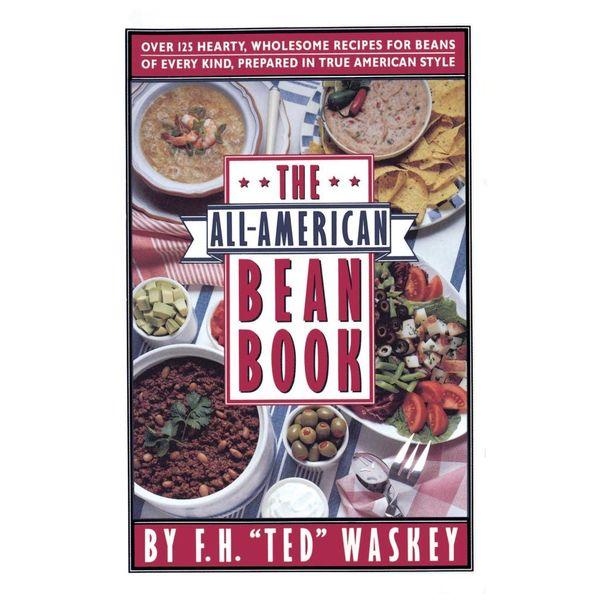 All-American Bean Book - F.H. Waskey   Karta-nauczyciela.org
