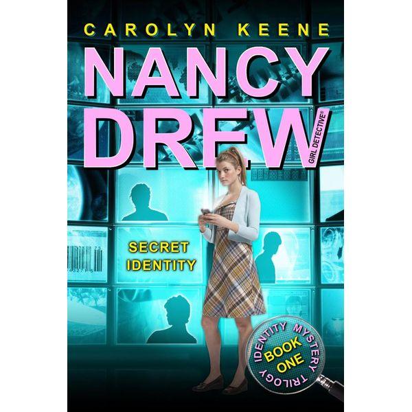 Secret Identity - Carolyn Keene   Karta-nauczyciela.org