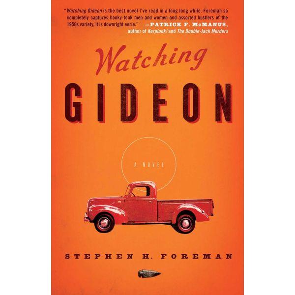 Watching Gideon - Stephen H. Foreman | Karta-nauczyciela.org