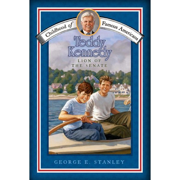 Teddy Kennedy - George E. Stanley   Karta-nauczyciela.org