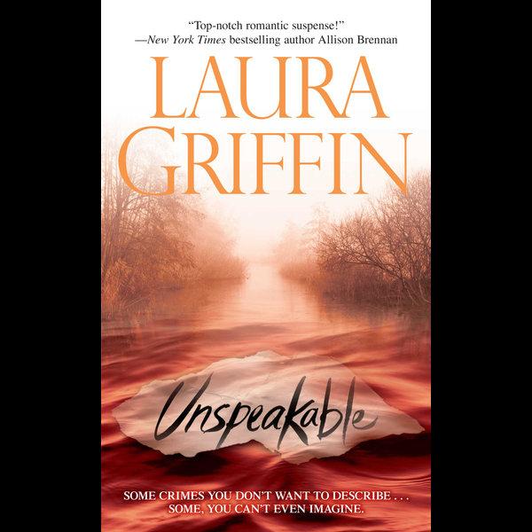 Unspeakable - Laura Griffin   Karta-nauczyciela.org