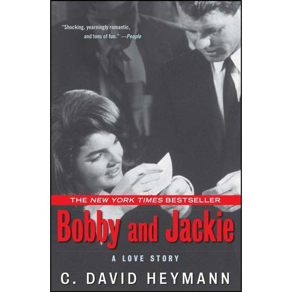 Bobby and Jackie - C. David Heymann   Karta-nauczyciela.org