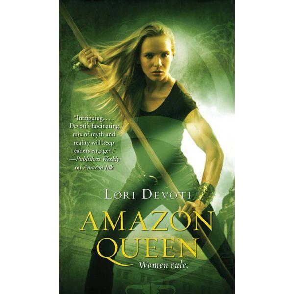 Amazon Queen - Lori Devoti   Karta-nauczyciela.org