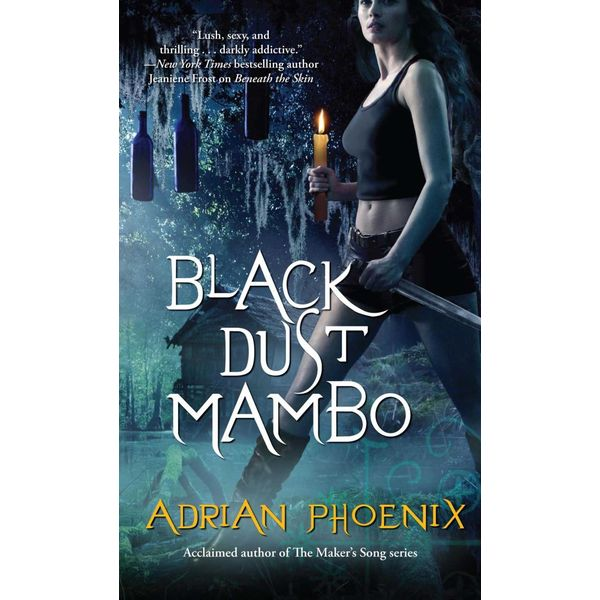 Black Dust Mambo - Adrian Phoenix   Karta-nauczyciela.org
