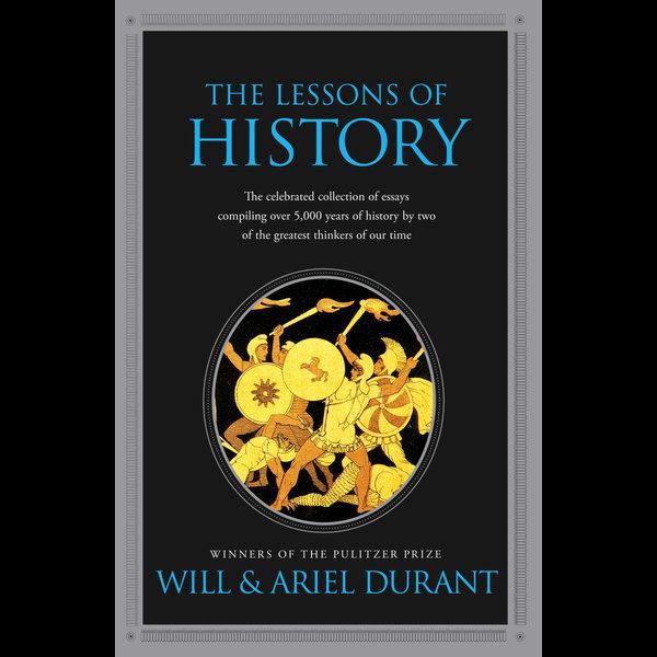 The Lessons of History - Will Durant, Ariel Durant   Karta-nauczyciela.org