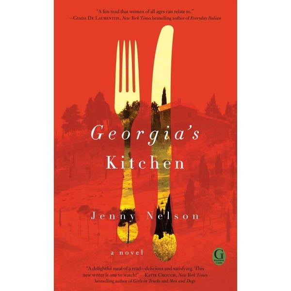 Georgia's Kitchen - Jenny Nelson   Karta-nauczyciela.org