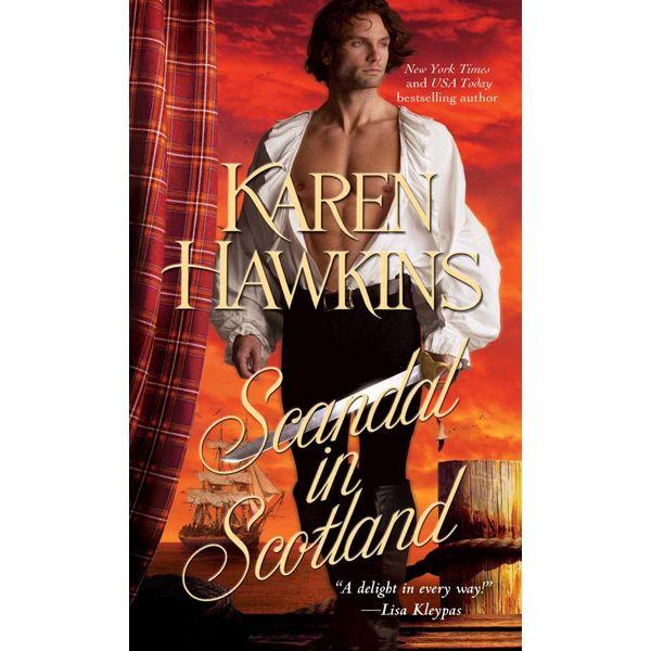 Scandal in Scotland - Karen Hawkins | Karta-nauczyciela.org
