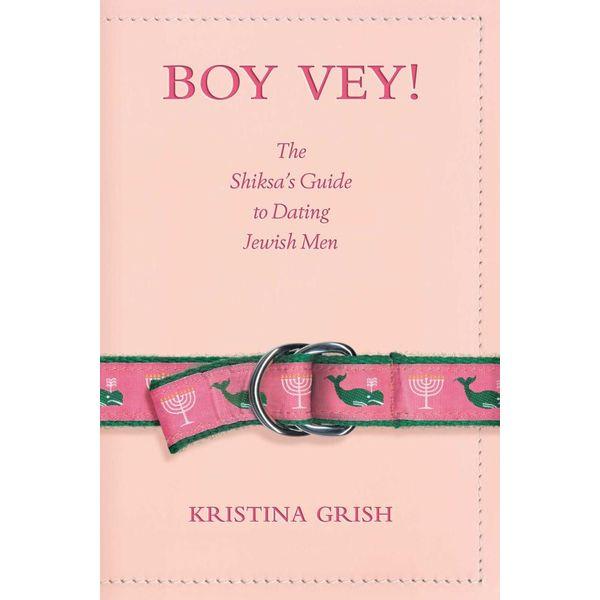 Boy Vey! - Kristina Grish, LULU* (Illustrator)   Karta-nauczyciela.org