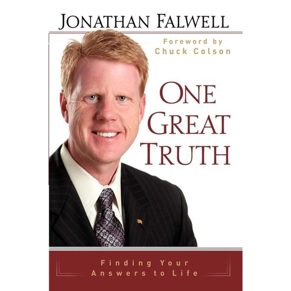 One Great Truth - Jonathan Falwell, Chuck Colson (Foreword by) | Karta-nauczyciela.org