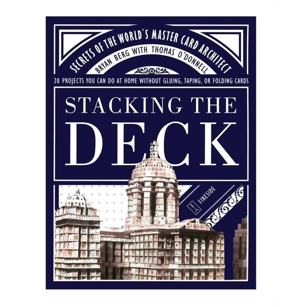 Stacking the Deck - Bryan Berg, Thomas O'Donnell | Karta-nauczyciela.org