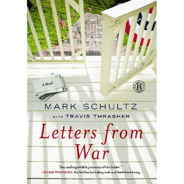 Letters from War - Mark Schultz, Travis Thrasher | Karta-nauczyciela.org