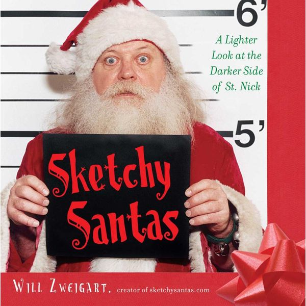 Sketchy Santas - Will Zweigart | Karta-nauczyciela.org