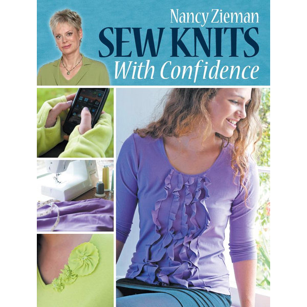 Sew Knits with Confidence - Nancy Zieman | 2020-eala-conference.org