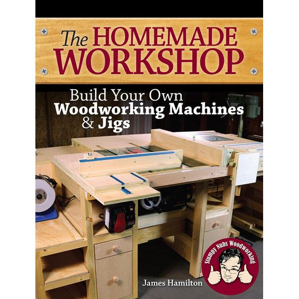 The Homemade Workshop - James Hamilton, Nubs Stumpy   2020-eala-conference.org