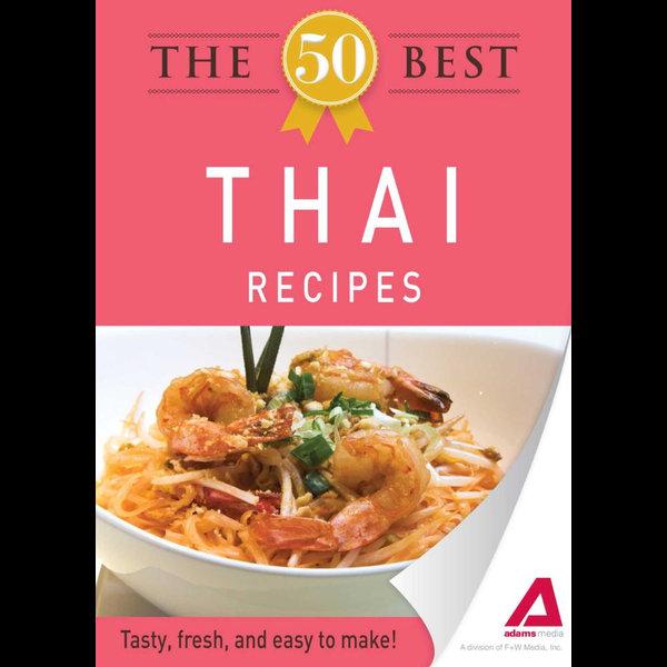 The 50 Best Thai Recipes - Adams Media | Karta-nauczyciela.org