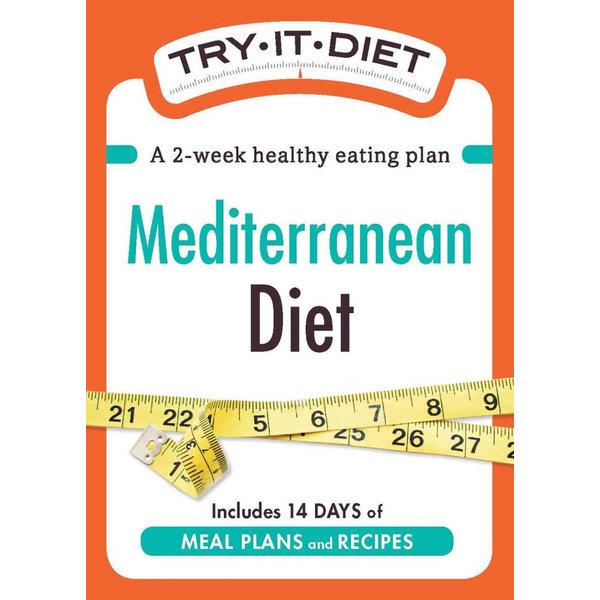 Try-It Diet: Mediterranean Diet - Adams Media   2020-eala-conference.org