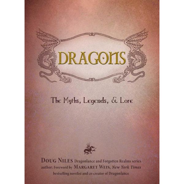 Dragons - Doug Niles, Margaret Weis (Foreword by) | Karta-nauczyciela.org