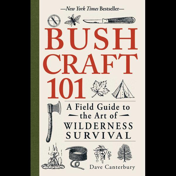 Bushcraft 101 - Dave Canterbury | Karta-nauczyciela.org