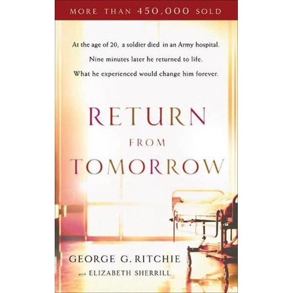 Return from Tomorrow - George G. Ritchie, Elizabeth Sherrill   Karta-nauczyciela.org