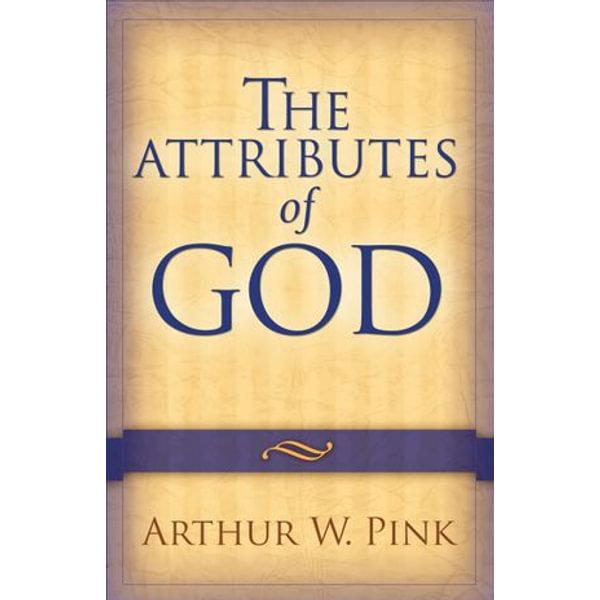 The Attributes of God - Arthur W. Pink   Karta-nauczyciela.org