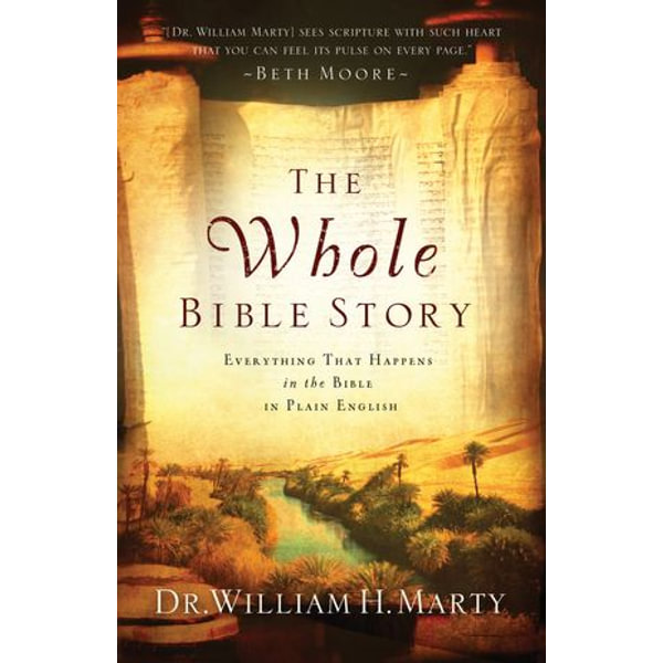 The Whole Bible Story - Dr. William H. Marty | Karta-nauczyciela.org