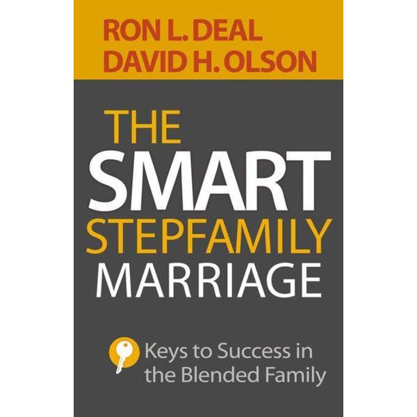 The Smart Stepfamily Marriage - Ron L. Deal, David H. Olson, Evelyn Thompson (Foreword by) | Karta-nauczyciela.org