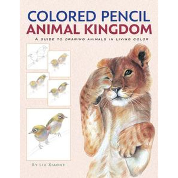 Colored Pencil Animal Kingdom - Liu Xiaone | Karta-nauczyciela.org