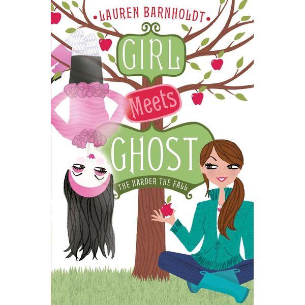 The Harder the Fall - Lauren Barnholdt | Karta-nauczyciela.org