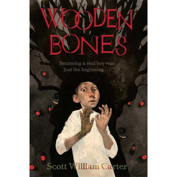 Wooden Bones - Scott William Carter   Karta-nauczyciela.org