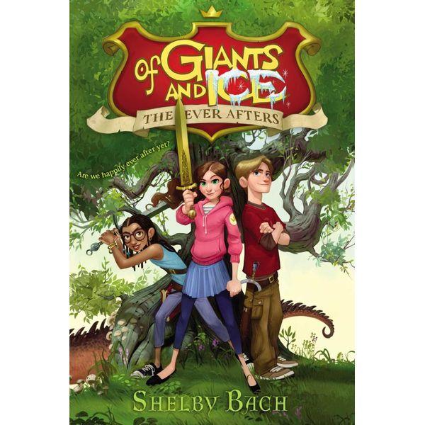 Of Giants and Ice - Shelby Bach   Karta-nauczyciela.org