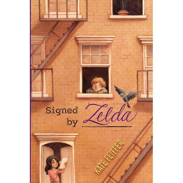 Signed by Zelda - Kate Feiffer | Karta-nauczyciela.org