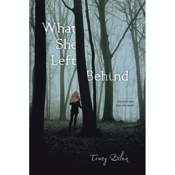 What She Left Behind - Tracy Bilen | Karta-nauczyciela.org