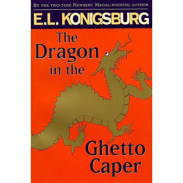The Dragon in the Ghetto Caper - E.L. Konigsburg | Karta-nauczyciela.org
