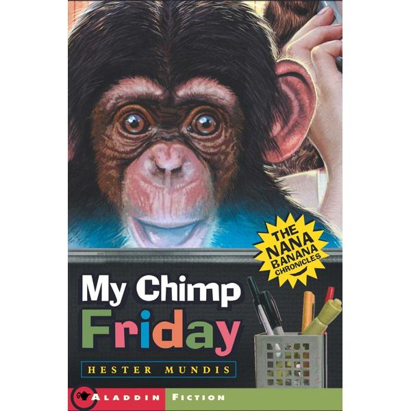 My Chimp Friday - Hester Mundis | Karta-nauczyciela.org
