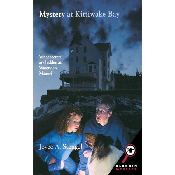 Mystery at Kittiwake Bay - Joyce A. Stengel | Karta-nauczyciela.org
