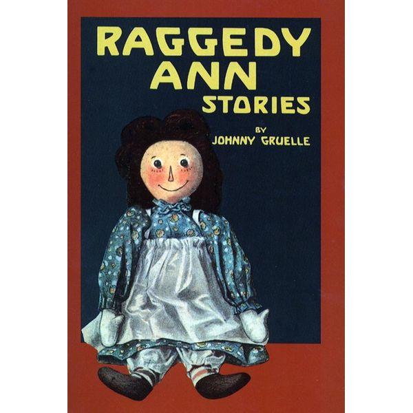 Raggedy Ann Stories - Johnny Gruelle, Kim Gruelle (Introduction by)   Karta-nauczyciela.org