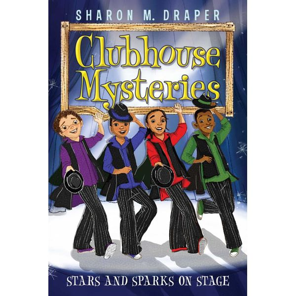 Stars and Sparks on Stage - Sharon M. Draper, Jesse Joshua Watson (Illustrator) | Karta-nauczyciela.org