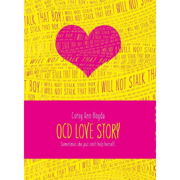 OCD Love Story - Corey Ann Haydu   Karta-nauczyciela.org