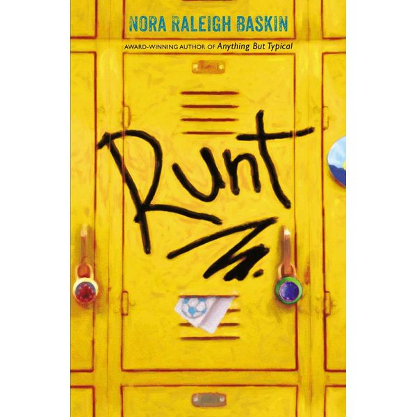 Runt - Nora Raleigh Baskin | Karta-nauczyciela.org