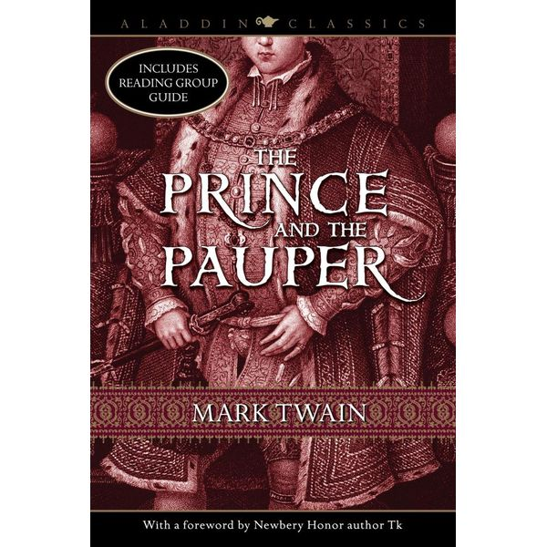 The Prince and the Pauper - Mark Twain, Suzanne Fisher Staples (Foreword by)   Karta-nauczyciela.org
