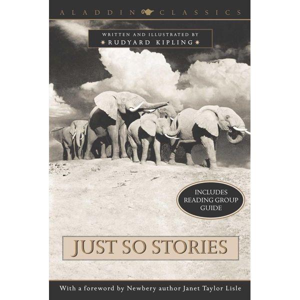 Just So Stories - Rudyard Kipling, Janet Taylor Lisle (Foreword by) | Karta-nauczyciela.org