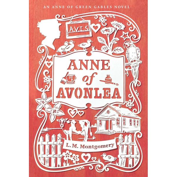 Anne of Avonlea - L. M. Montgomery, Jane Leslie Conly (Foreword by)   Karta-nauczyciela.org