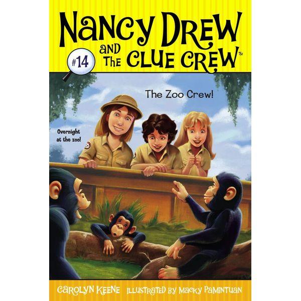 The Zoo Crew - Carolyn Keene, Macky Pamintuan (Illustrator) | Karta-nauczyciela.org