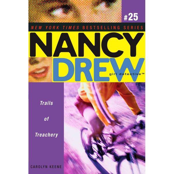 Trails of Treachery - Carolyn Keene | Karta-nauczyciela.org